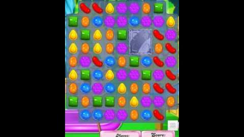 Candy Crush Level 421 No Toffee Tornadoes