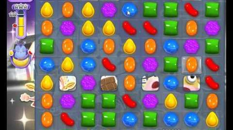 Candy Crush Saga Dreamworld Level 231 (3 Stars)