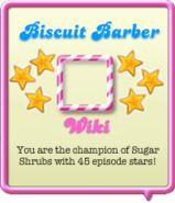 Biscuit Barber
