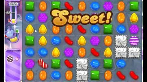 Candy Crush Saga Dreamworld Level 186 (Traumwelt)