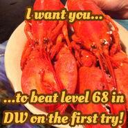 Angry Lobster Meme