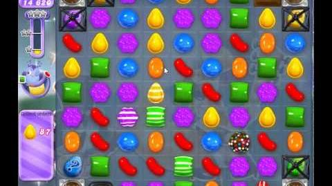 Candy Crush Saga Dreamworld Level 408 (Traumwelt)