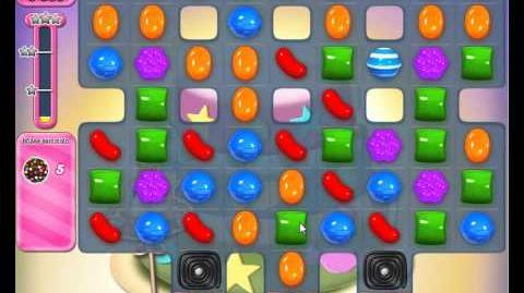 Candy Crush Saga Level 206