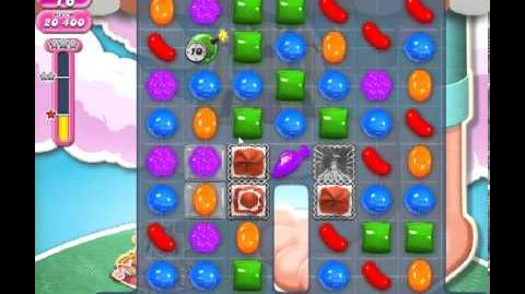 Candy Crush Saga Level 279 - 2 Star - no boosters