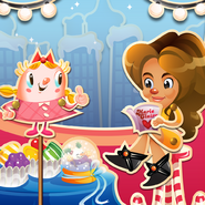 Candy Column event bg