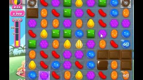 Candy Crush Saga Level 328 - 1 Star - no boosters