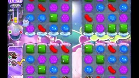 Candy Crush Saga Dreamworld Level 467 (Traumwelt)