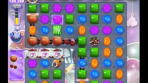 Candy Crush Saga Dreamworld Level 574 (Traumwelt)