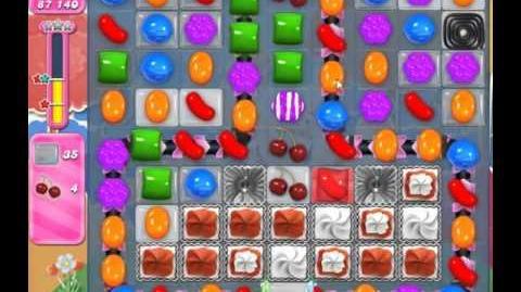 Candy Crush Saga Level 1697 - NO BOOSTERS