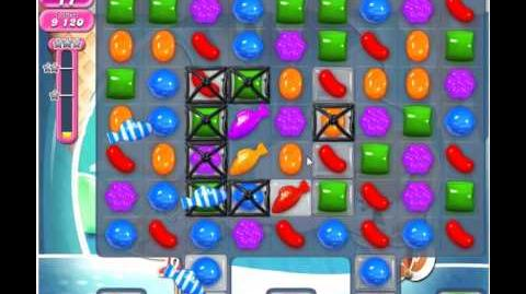 Candy Crush Saga Level 513 2 stars NO BOOSTERS