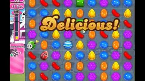 How to beat Candy Crush Saga Level 245 - 3 Stars - No Boosters - 199,120pts