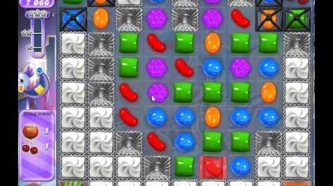 Candy Crush Saga Dreamworld Level 445 (Traumwelt)