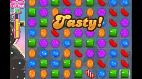 Candy Crush Saga Level 104 Walkthrough