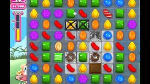 Candy Crush Saga Level 326 - 2 Star - no boosters