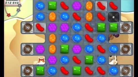 Candy Crush Saga Level 170