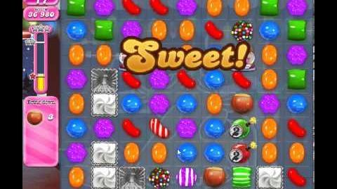 Candy Crush Saga Level 264 - 3 Star