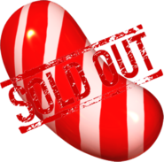 Sold out candies