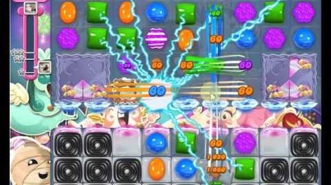 Candy Crush Saga LEVEL 1404 new version (20 moves)