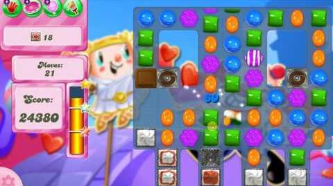 Candy Crush Saga LEVEL 2285 NO BOOSTERS (mobile version)