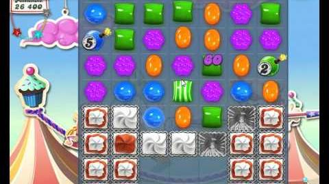 Candy Crush Saga Level 172