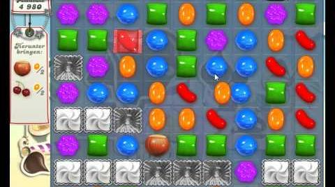 Candy Crush Saga Level 112