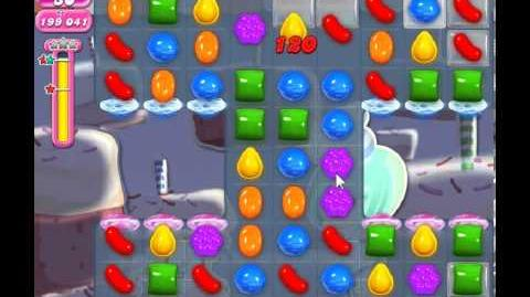 Candy Crush Saga Level 351 - 3 Star - no boosters