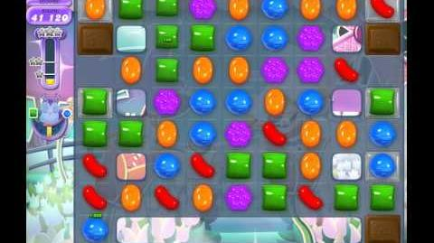 Candy Crush Saga Dreamworld Level 591 (No booster, 3 Stars)