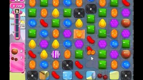 Candy Crush Saga Level 92 - 2 Star - no boosters