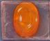 Orange candy in marmalade