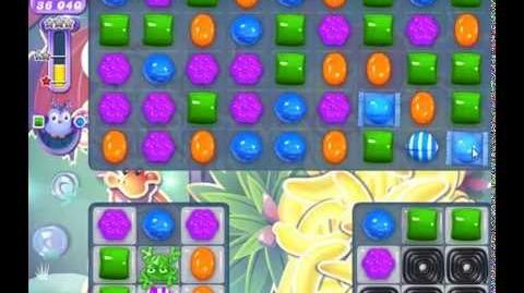 Candy Crush Saga Dreamworld Level 627 (Traumwelt)