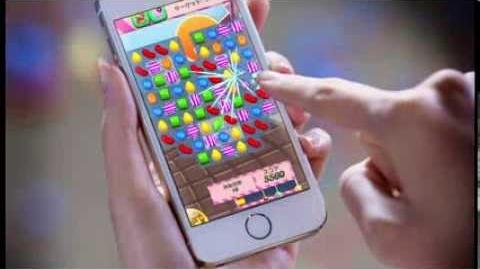 Candy Crush Saga - Raining Candy!-2
