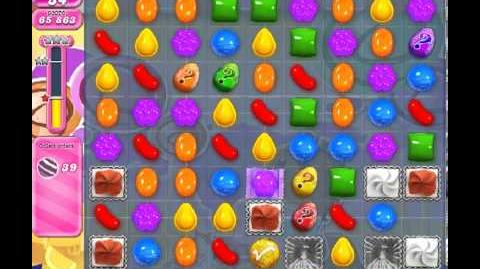 Candy Crush Saga Level 304 - 3 Star - no boosters