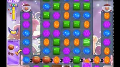 Candy Crush Saga Dreamworld Level 571 (Traumwelt)