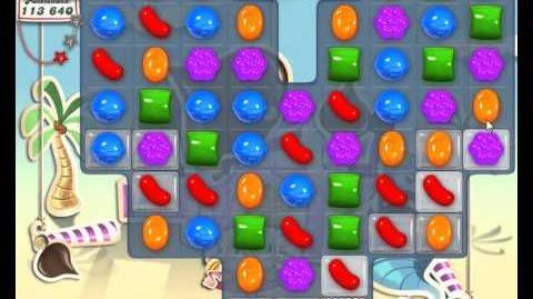 Candy Crush Saga Level 116