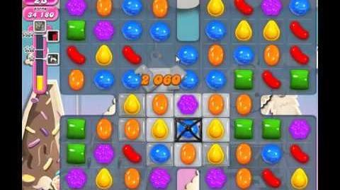 Candy Crush Saga Level 48 Walkthrough