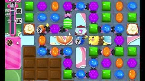 Candy Crush Saga LEVEL 2402 NO BOOSTERS