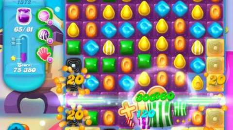 Candy Crush Soda Saga Level 1372 (3 Stars)