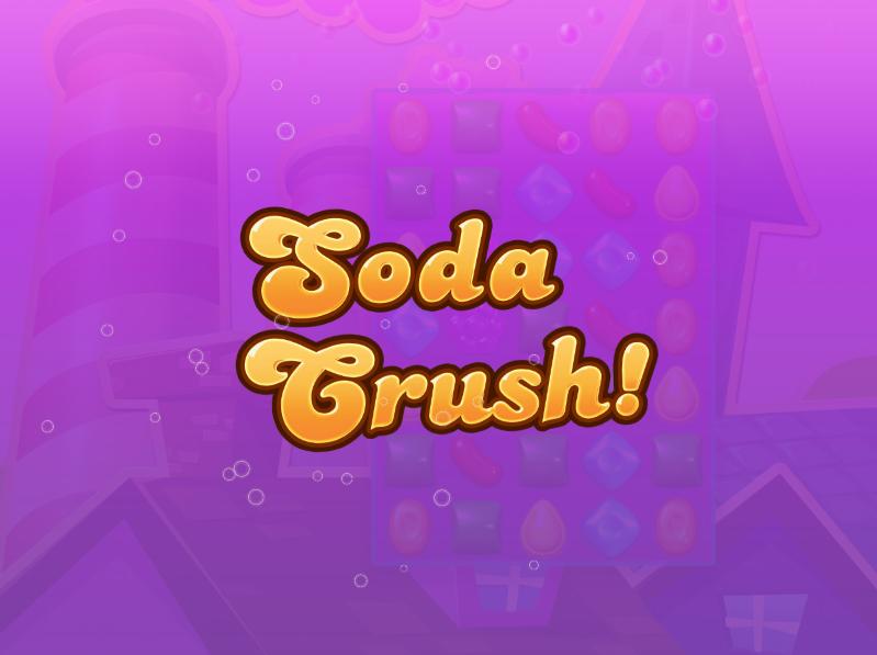Soda Crush Candies Soda Crush