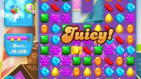Candy Crush Soda Saga Level 4 (3 Stars)