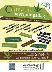 Antwerp 2012 GMM Belgium
