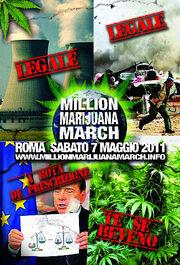 Rome 2011 May 7 GMM Italy