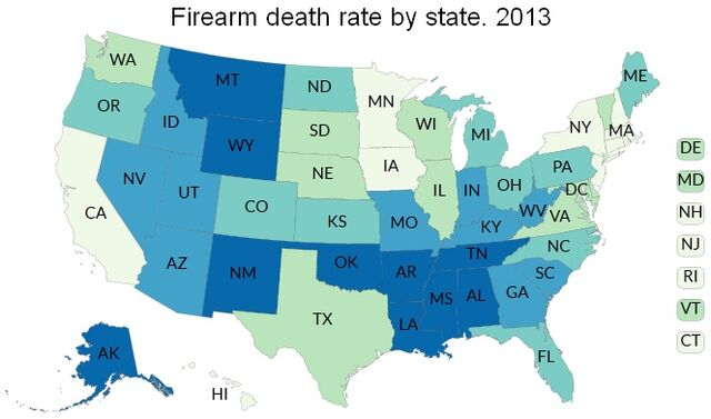 File:Firearm death rates by state, 2013.jpg
