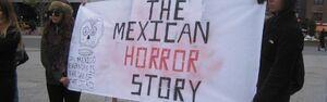 The Mexican Horror story