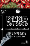 Santiago 2010 Jan 10 Bingo