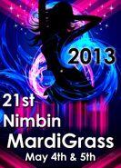 Nimbin Australia 2013 GMM MardiGrass 5