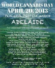 Adelaide 2013 April 20 Australia