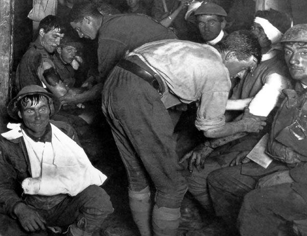 File:1917. Shell shock during World War I.jpg