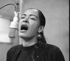 Billie Holiday 1957 b