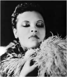 Billie Holiday 1937