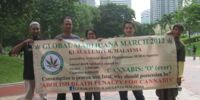 Global Marijuana March Asia